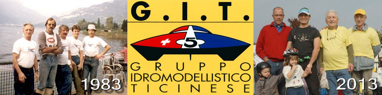G.I.T. – Gruppo Idromodellistico Ticinese